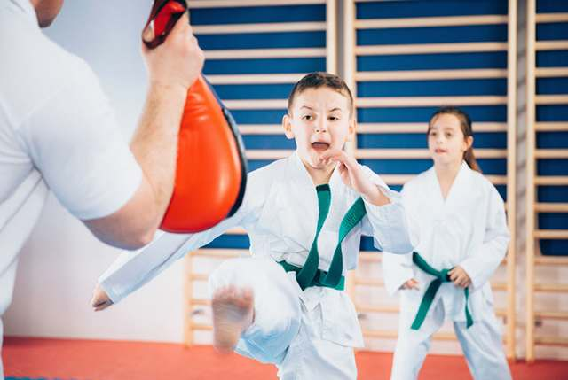 Fitness, Peninsula Karate Rosebud, Victoria