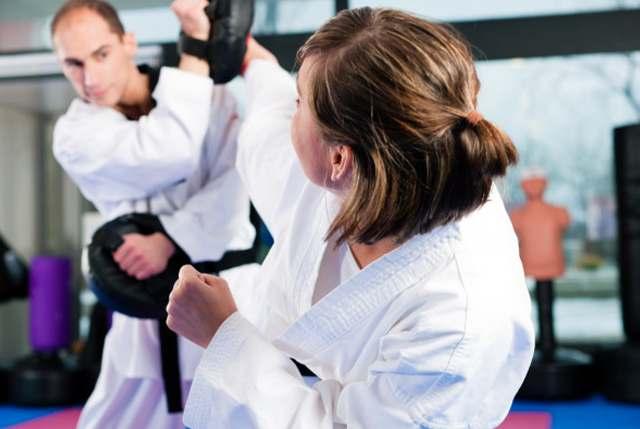 Karateadult1.1, Peninsula Karate Rosebud, Victoria