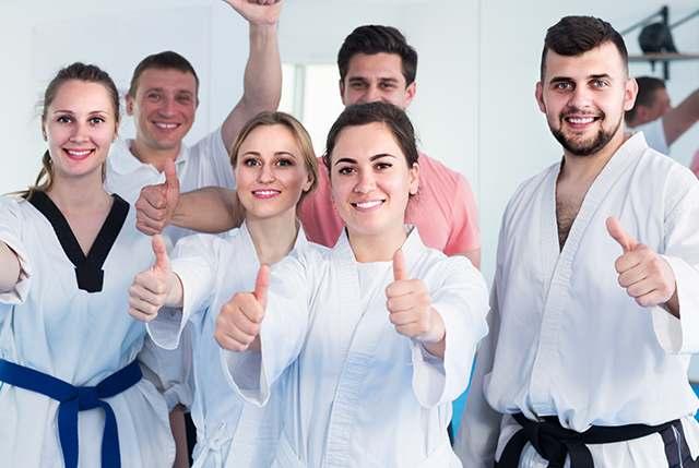 Karateadult1.2, Peninsula Karate Rosebud, Victoria