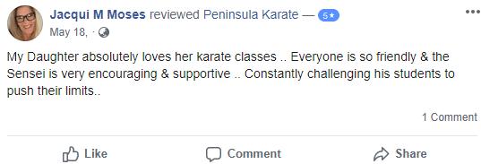 Kids4, Peninsula Karate Rosebud, Victoria